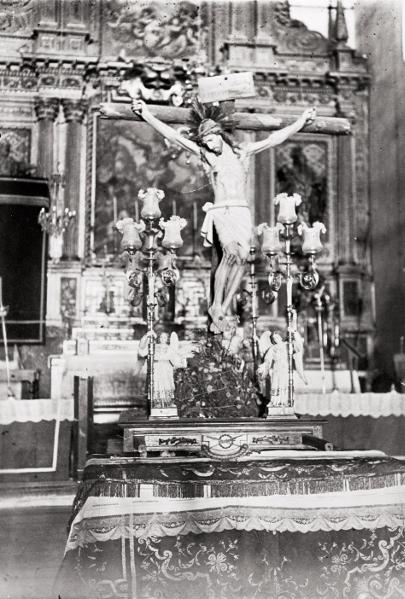 STMO. CRISTO DE LOS REMEDIOS 1900