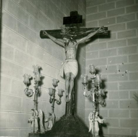 CRISTO DE LOS REMEDIOS, HACIA1950