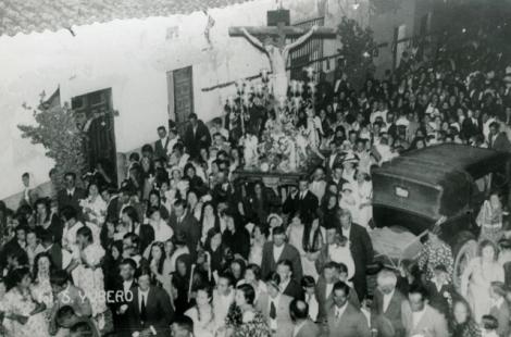 PROCESIÓN 28 AGOSTO 1935