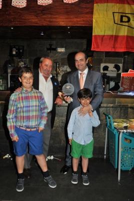 Entrega de Premios Concurso de Arada