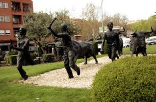 Monumento al Encierro