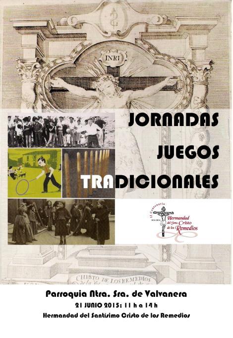 JORNADA JUEGOS TRADICIONALES JUNIO