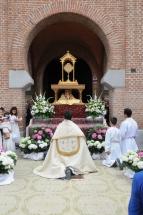 ALTAR HDAD. STMO. CRISTO Y ASOCIACIÓN DE BELENISTAS