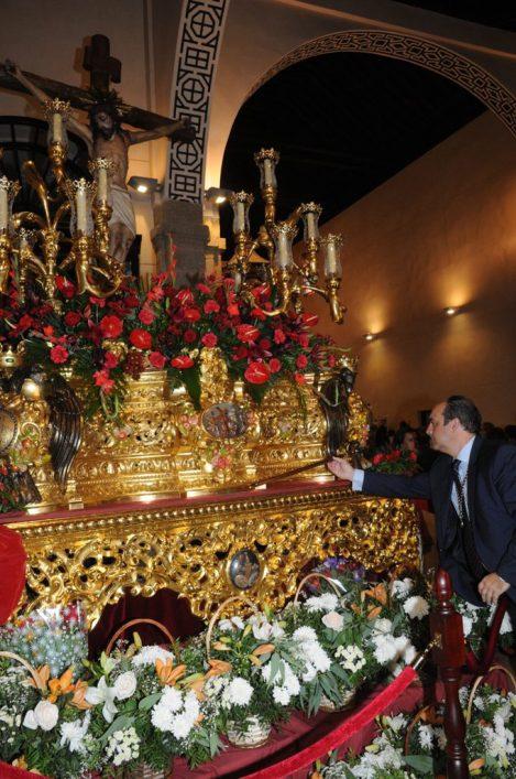 OFRECIMIENTO BASTÓN DE ALCALDE